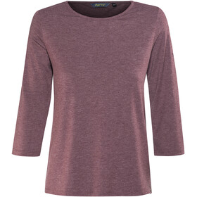 Meru Skara Longsleeve Shirt Women purple